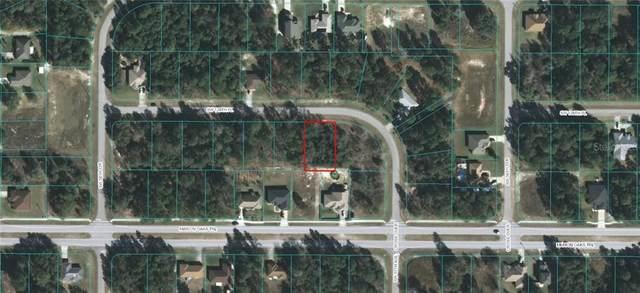 0 SW 128 PLACE, Ocala, FL 34473 (MLS #OM612019) :: Carmena and Associates Realty Group
