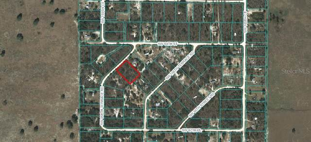 LOT 4 SW 168TH TERRACE RD, Ocala, FL 34481 (MLS #OM612030) :: Baird Realty Group