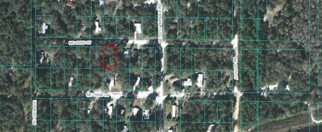 Ne 153Rd Street, Fort Mc Coy, FL 32134 (MLS #OM612037) :: Gate Arty & the Group - Keller Williams Realty Smart
