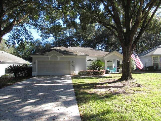 8801 SW 192ND COURT Road, Dunnellon, FL 34432 (MLS #OM612041) :: Griffin Group