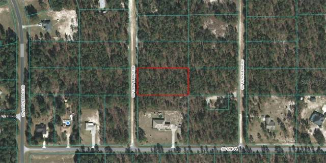 Lot 4 SW 128TH TERRACE Road, Ocala, FL 34481 (MLS #OM612067) :: Tuscawilla Realty, Inc