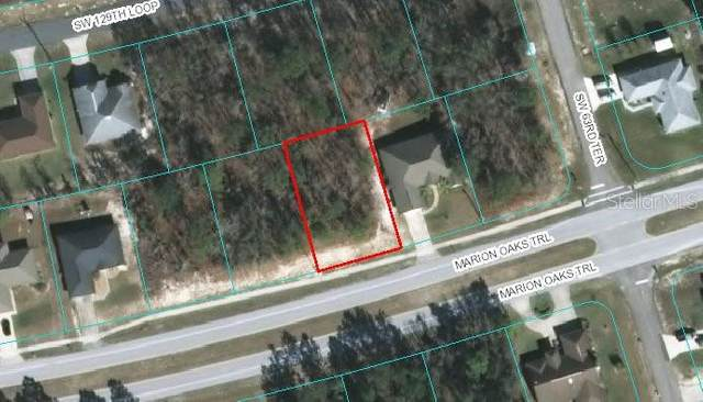 0 Marion Oaks Trl, Ocala, FL 34473 (MLS #OM612081) :: Griffin Group