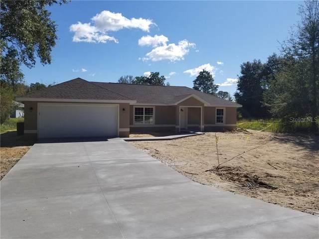 24 Teak Road, Ocala, FL 34472 (MLS #OM612106) :: Southern Associates Realty LLC
