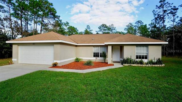 161 NW Buena Vista Road, Dunnellon, FL 34431 (MLS #OM612108) :: Delgado Home Team at Keller Williams