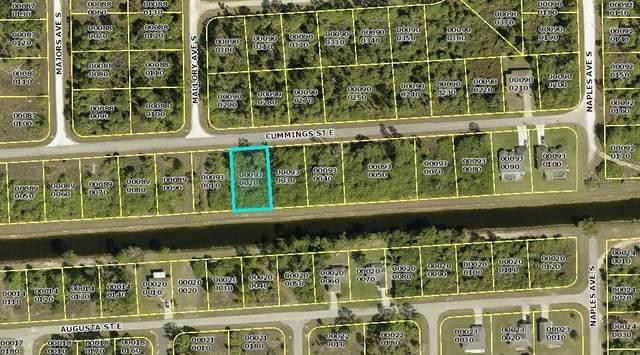 1234 Cumming Street E, Lehigh Acres, FL 33974 (MLS #OM612134) :: Armel Real Estate