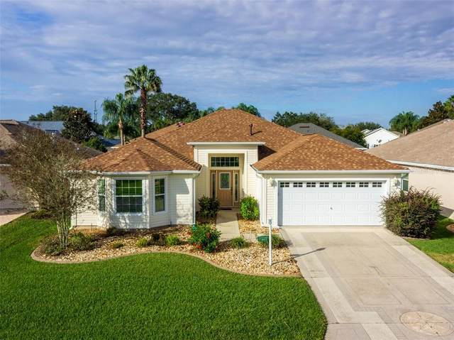 393 Thistledown Way, The Villages, FL 32162 (MLS #OM612140) :: Realty Executives in The Villages