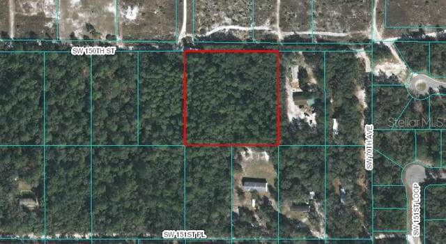 00 SW 150TH ST, Dunnellon, FL 34432 (MLS #OM612147) :: Southern Associates Realty LLC