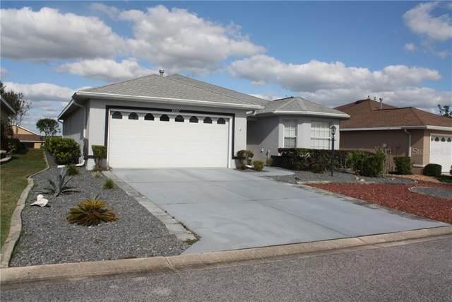 10007 SW 90TH Loop, Ocala, FL 34481 (MLS #OM612170) :: Frankenstein Home Team
