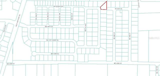 LOT 24 NW 45TH LOOP, Ocala, FL 34479 (MLS #OM612204) :: Premium Properties Real Estate Services