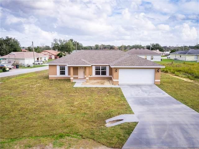 25 Pecan Course Loop, Ocala, FL 34472 (MLS #OM612208) :: Southern Associates Realty LLC