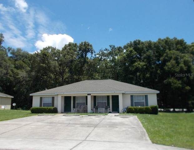 1663 SW 107TH LANE, UNITS 1 AND 2, Ocala, FL 34476 (MLS #OM612209) :: Pepine Realty