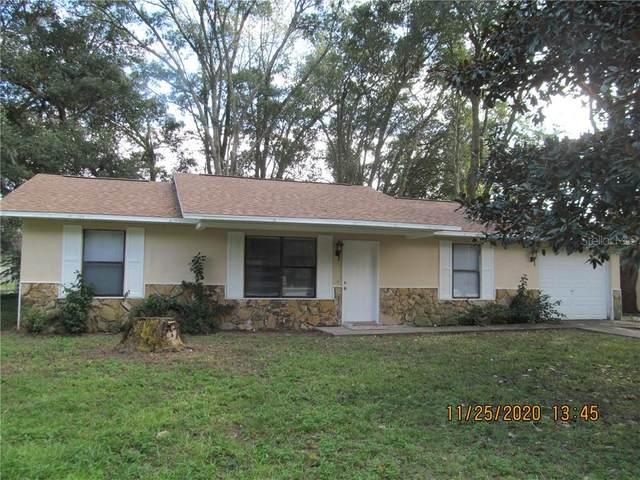 18 Pine Circle Drive, Ocala, FL 34472 (MLS #OM612242) :: Southern Associates Realty LLC