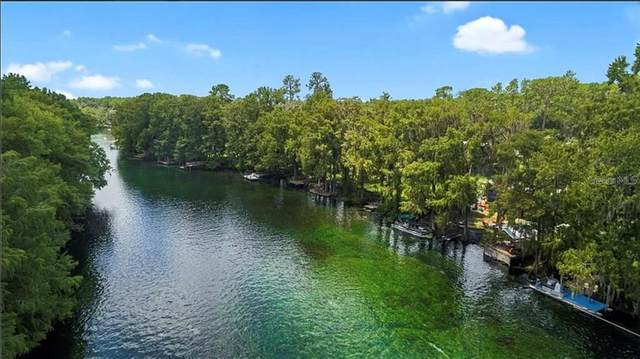 10721 SW 185TH Terrace, Dunnellon, FL 34432 (MLS #OM612288) :: Griffin Group