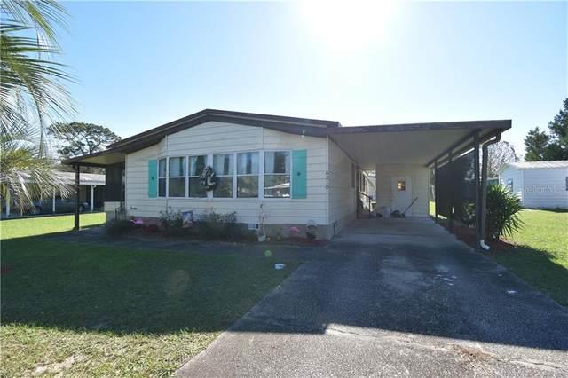 6810 NE 5TH Place, Ocala, FL 34470 (MLS #OM612333) :: Team Borham at Keller Williams Realty