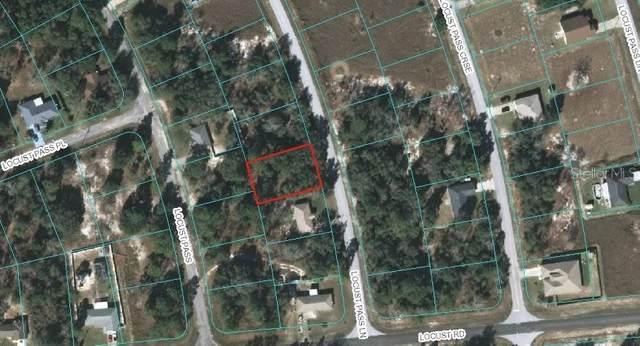 TBD Locust Pass Lane, Ocala, FL 34472 (MLS #OM612337) :: Team Borham at Keller Williams Realty