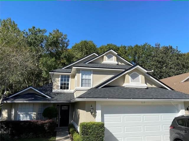 569 Remington Oak Drive, Lake Mary, FL 32746 (MLS #OM612346) :: GO Realty