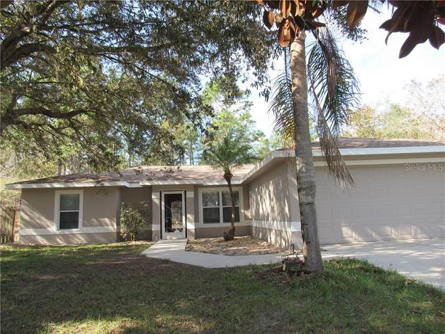 8302 N Tiny Lily Drive, Citrus Springs, FL 34434 (MLS #OM612370) :: Keller Williams on the Water/Sarasota