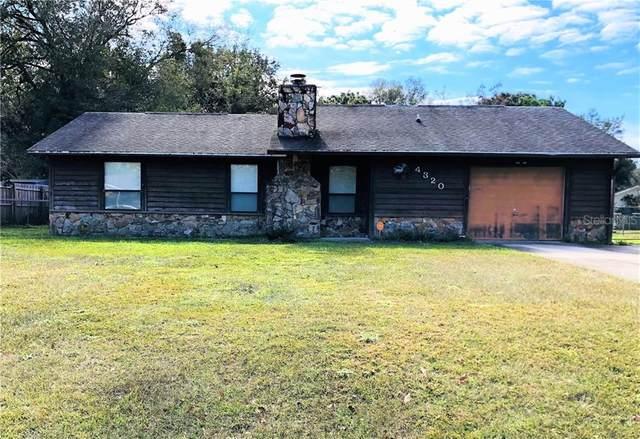4320 SE 62ND Street, Ocala, FL 34480 (MLS #OM612374) :: Southern Associates Realty LLC