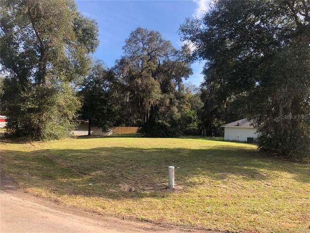 221 Larch Road, Ocala, FL 34480 (MLS #OM612505) :: Griffin Group