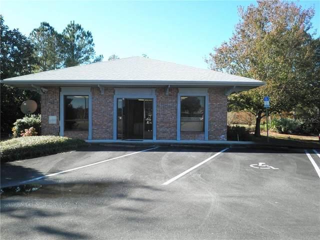 1879 N Main Street, Bell, FL 32619 (MLS #OM612599) :: The Lersch Group