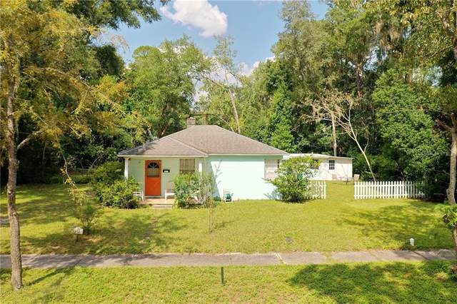 814 NE 11TH Avenue, Gainesville, FL 32601 (MLS #OM612605) :: Bob Paulson with Vylla Home