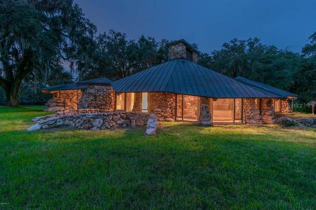 8355 NW 110TH Street, Reddick, FL 32686 (MLS #OM612645) :: Griffin Group