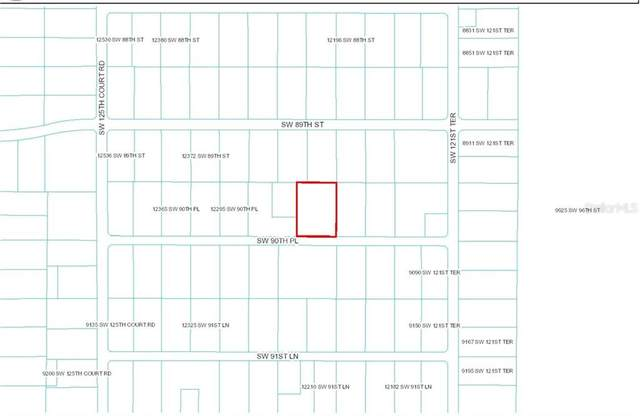 TBD SW 90TH Place, Dunnellon, FL 34432 (MLS #OM612667) :: Sarasota Home Specialists