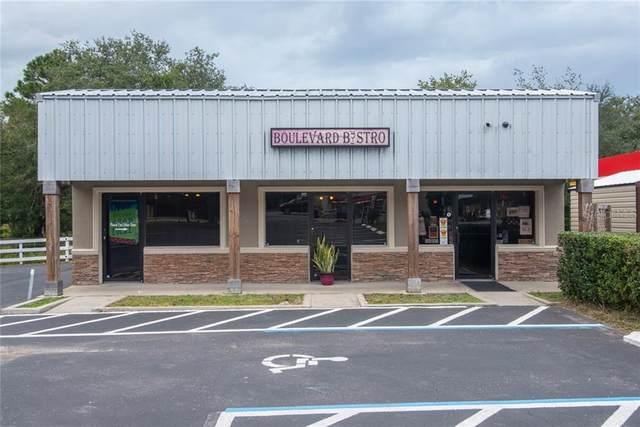 9576 N Citrus Springs Boulevard, Citrus Springs, FL 34434 (MLS #OM612688) :: Young Real Estate