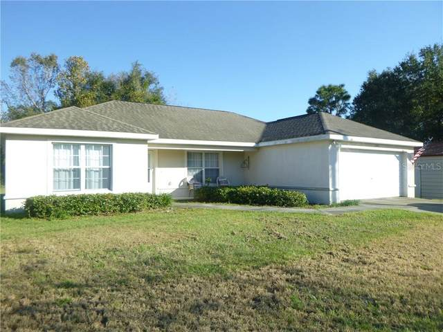 12505 SE 104TH Terrace, Belleview, FL 34420 (MLS #OM612712) :: Lockhart & Walseth Team, Realtors
