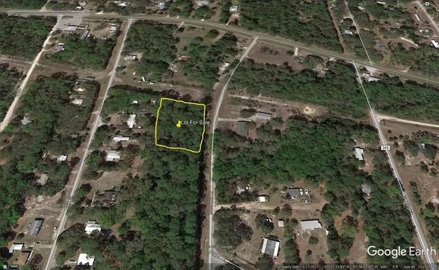 TBD Mastadon Drive, Inglis, FL 34449 (MLS #OM612767) :: Griffin Group