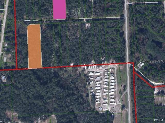121 Moon Glow Drive, Crescent City, FL 32112 (MLS #OM612836) :: Griffin Group
