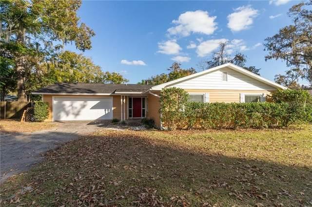 3991 SE 19TH Avenue, Ocala, FL 34480 (MLS #OM612922) :: Young Real Estate