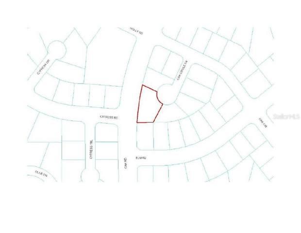 6 Oak Circle Lane, Ocala, FL 34472 (MLS #OM613041) :: Griffin Group