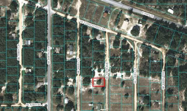 00 SE 106TH Avenue, Belleview, FL 34420 (MLS #OM613090) :: CENTURY 21 OneBlue