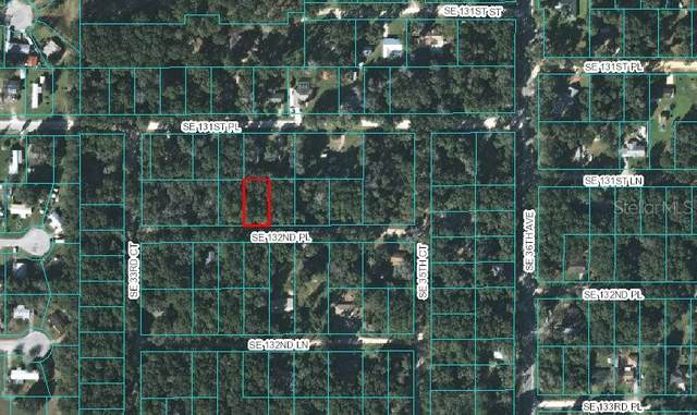 00 SE 132ND Place, Belleview, FL 34420 (MLS #OM613094) :: Premium Properties Real Estate Services