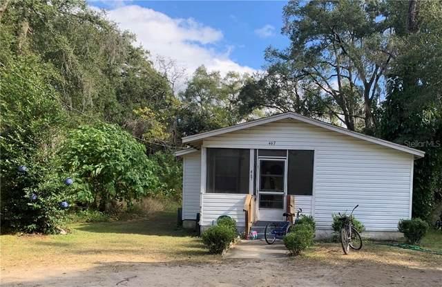 467 NW 18TH Avenue, Ocala, FL 34475 (MLS #OM613105) :: Positive Edge Real Estate