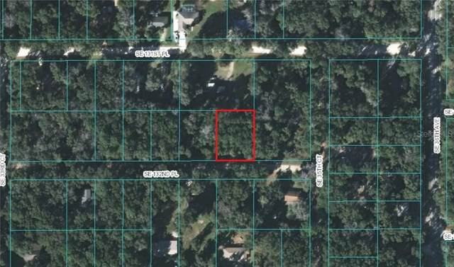 0 SE 132ND PLACE, Belleview, FL 34420 (MLS #OM613158) :: The Duncan Duo Team
