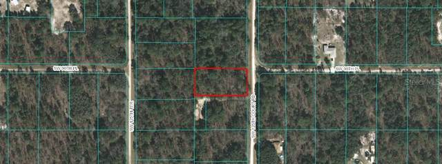 Lot 16 SW 125TH COURT Road, Dunnellon, FL 34432 (MLS #OM613161) :: EXIT King Realty