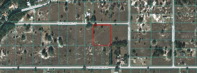 Lots 3.4 SW Zephyr Hill Court, Dunnellon, FL 34431 (MLS #OM613228) :: Griffin Group