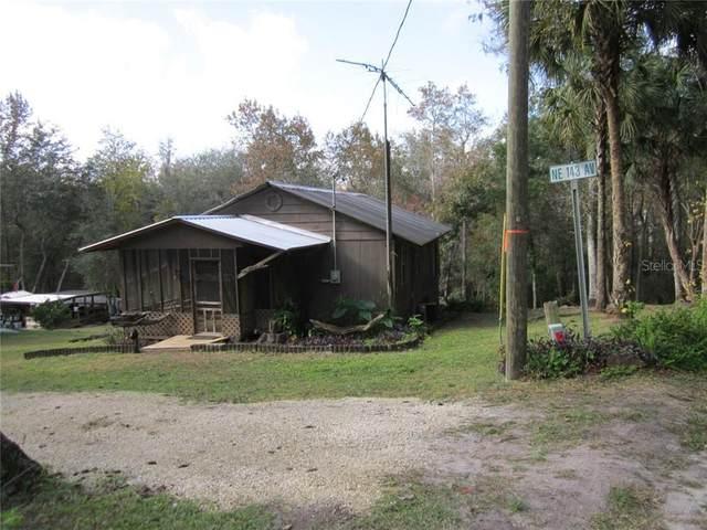 18930 NE 143RD Avenue, Fort Mc Coy, FL 32134 (MLS #OM613229) :: Heckler Realty