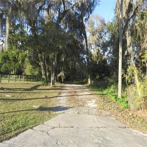 2101 NW 100TH Street, Ocala, FL 34475 (MLS #OM613241) :: Griffin Group