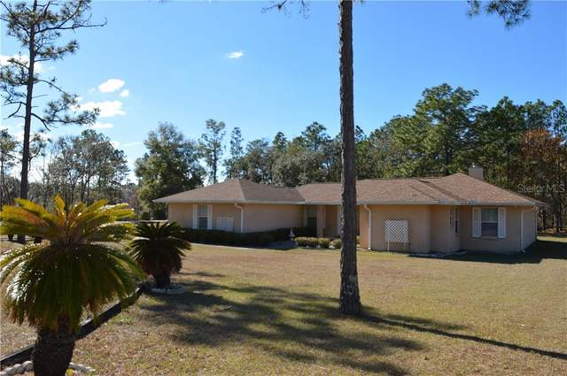 930 SE 144 Avenue, Williston, FL 32696 (MLS #OM613307) :: Baird Realty Group
