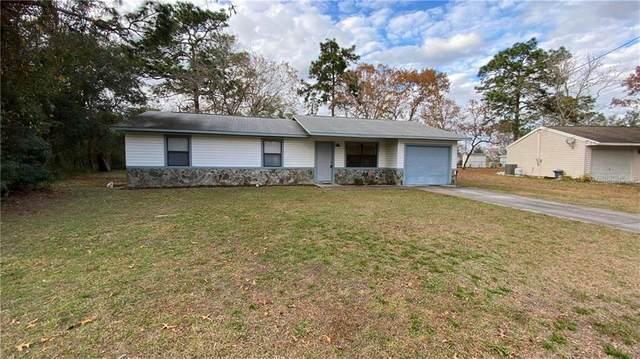 8 Spring Circle, Ocala, FL 34472 (MLS #OM613320) :: Young Real Estate