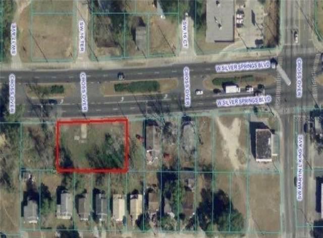1676 W Silver Springs Boulevard, Ocala, FL 34475 (MLS #OM613381) :: Everlane Realty