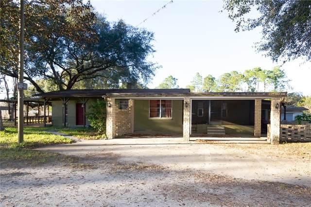 14989 NE 84TH Lane, Silver Springs, FL 34488 (MLS #OM613446) :: Griffin Group