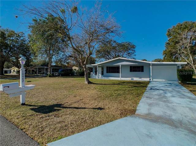 10042 SW 88TH Court, Ocala, FL 34481 (MLS #OM613455) :: Positive Edge Real Estate