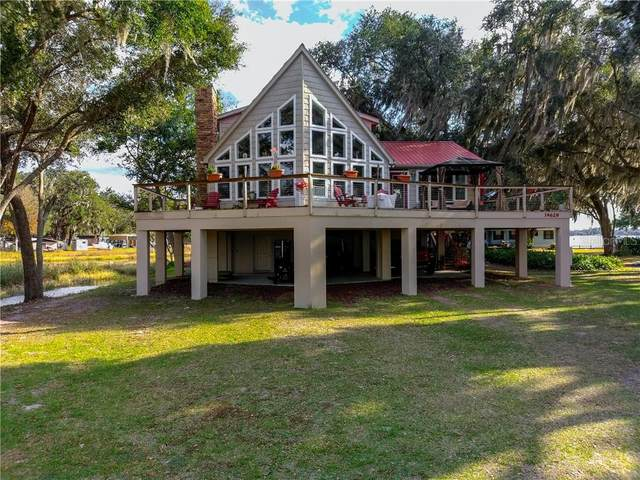 14629 NE 248TH Avenue, Salt Springs, FL 32134 (MLS #OM613477) :: Florida Real Estate Sellers at Keller Williams Realty