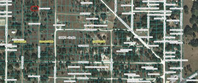 Lot 014 SW 145TH COURT, Ocala, FL 34481 (MLS #OM613530) :: Griffin Group