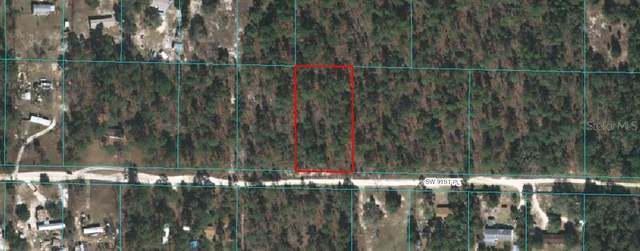 Tract 55 SW 91ST Place, Dunnellon, FL 34432 (MLS #OM613581) :: EXIT King Realty