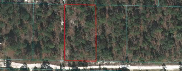 Tract 56 SW 91ST Place, Dunnellon, FL 34432 (MLS #OM613589) :: EXIT King Realty